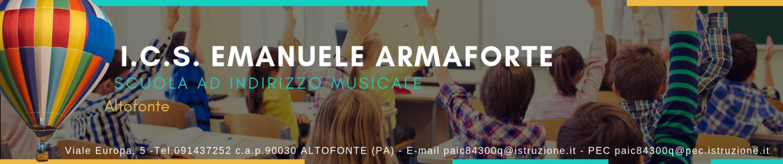 Istituto Comprensivo Statale ad Indirizzo Musicale Emanuele Armaforte