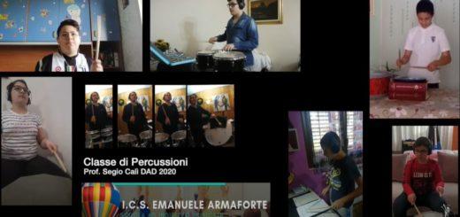 classe di percussioni